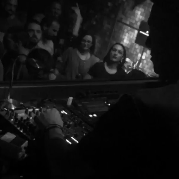 Julian Jeweil @Crkva club 10/11/2018