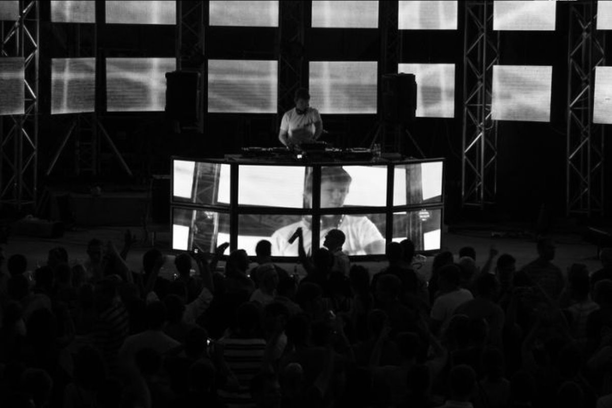 John Digweed @Monvi Center