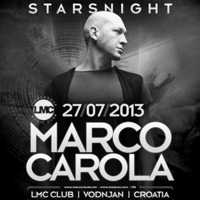 Starsnight 27/07/2013 @LMC Club